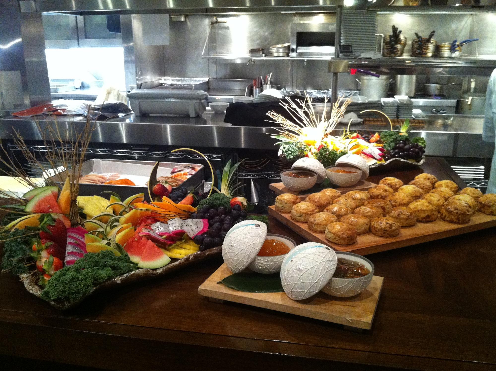 Continental Breakfast at Minami