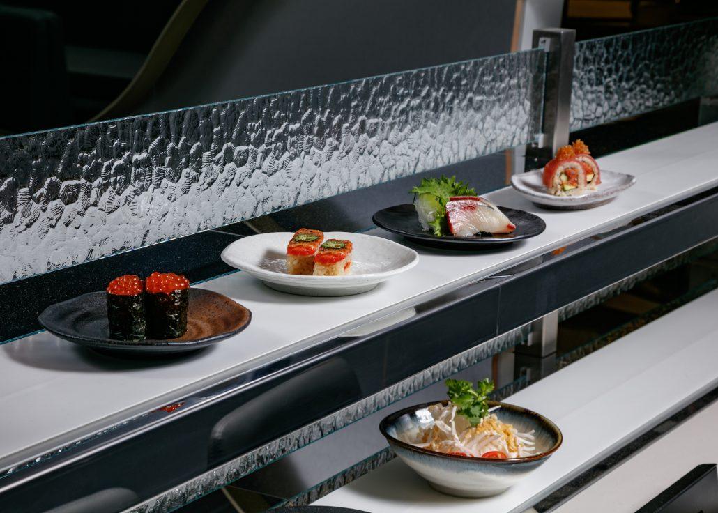TORA, Yorkdale, sushi laneway, aburi sushi laneway, Yorkdale Mall