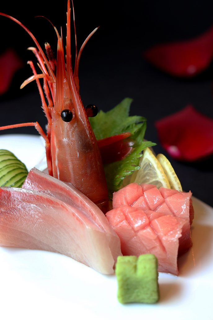 Seasonal Sashimi Platter